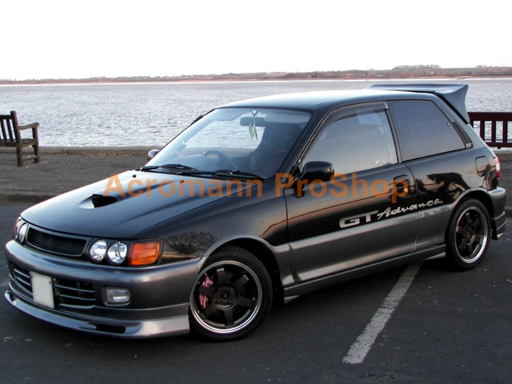 Toyota Starlet EP82 GT Advance Turbo Side Door Decals Sticker